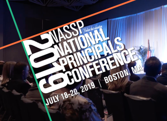 Have You Registered for the National Principals Conference in Boston?  Click image for link.