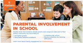 Four Myths about Parent Involvement in Middle School