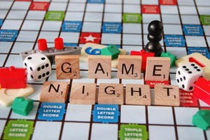 All Ages Game Night, January 25th