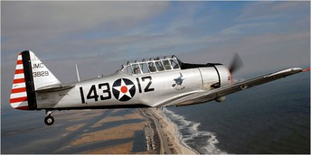 "Historic T-6 ""Fly By"" added to Veteran's Day Event"