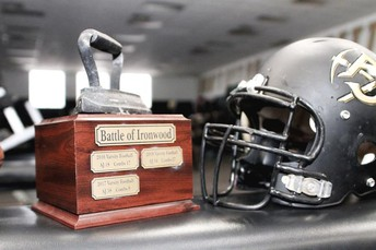 AJ-Combs rivalry adds hardware to Battle of Ironwood