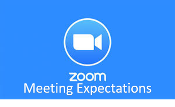 Zoom Meeting Expectations