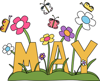 SPECIAL MAY EVENTS