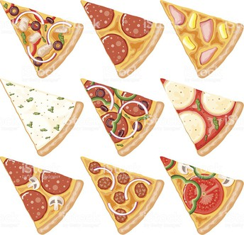 WHO DOESN'T LIKE PIZZA!