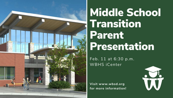 Middle School Transition Parent Presentation