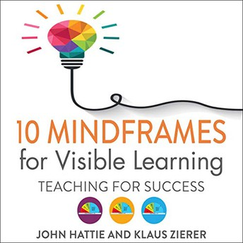 Hattie's Second Mindframe: I See Assessment as Informing My Impact