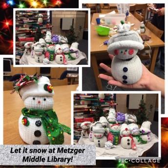 Christmas Fun @ Metzger MS