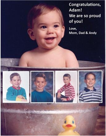 Senior Baby Pictures