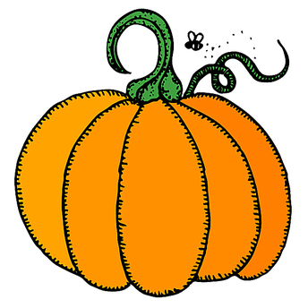 Pumpkin Character Walk - October 31st