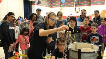Science Olympiad Pancake Breakfast Success!
