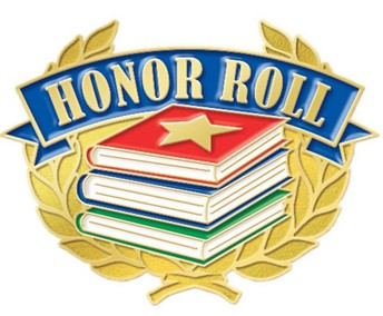 Honor Roll for 1st Term - Grade 8