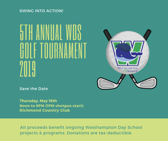 5th Annual WDS Golf Touranment Fundraiser