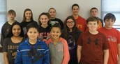MMS December Students of the Month