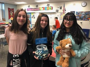 6th Grade Shark Tank Winners!