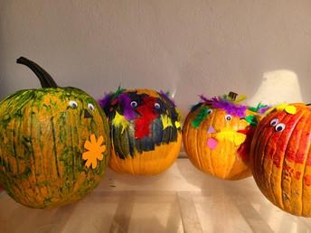 The Pumpkin Meeting