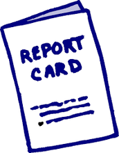 Report Cards Sent Home - March 3rd