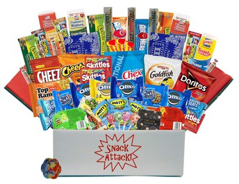 Snack Attack Program - presented by Fishers Youth Assistance