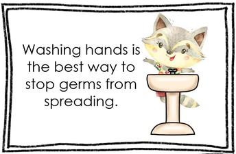 Handwashing Story