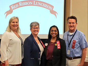 Red Ribbon Week Luncheon