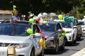 Proctor School Family Car Parade, Friday May 22nd!