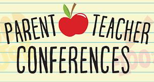 Parent/Family Conferences 9/23 - 9/25