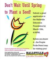 Hallsville Education Foundation