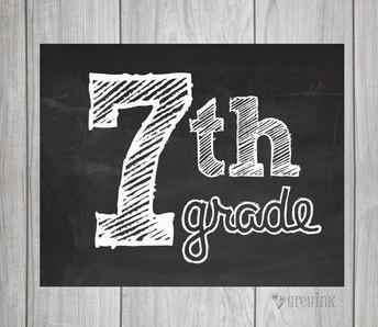7th Grade Diagnostic