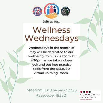 Wellness Wednesday's