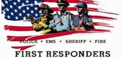 Port Salerno Stingrays Say Thanks to Martin County First Responders!