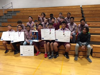 Wrestling Team Goes Undefeated!!!