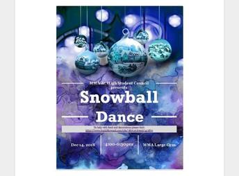 JH Snowball Dance
