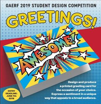 GAERF 2019 Student Design Competition -Deadline June 7