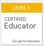 Educator Level 1