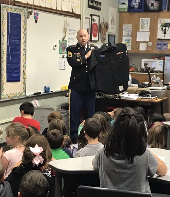 Visit from a Veteran