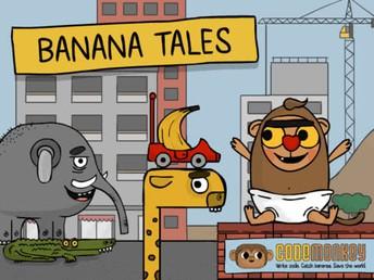 Banana tales (Grades 2-8)
