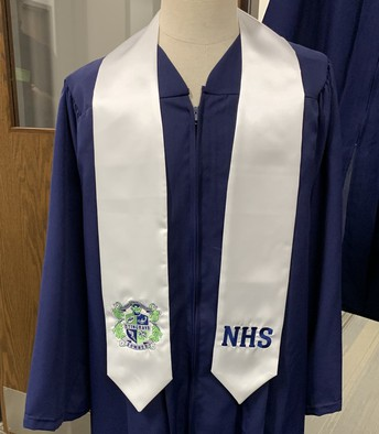 Honors Student/NHS Member