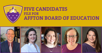 Board of Education Election is June 2
