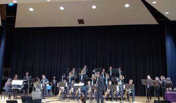 Tamanend Recognized at Upper Moreland Jazz Festival