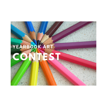 Enter the Yearbook Cover Art Contest
