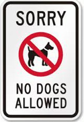 BPE is a Dog-free Zone