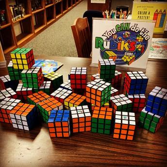 Rubik's Cube Challenge!