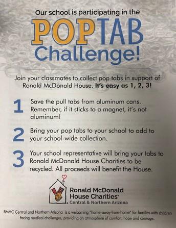 Pop Tab Challenge!
