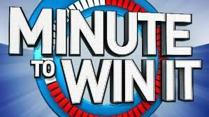 Pease Summer Reading Minute-to-Win-It Challenges