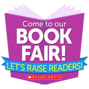 Scholastic Book Fair Is Coming!