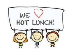Lunch Menu Update...