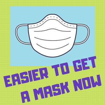Mask Order available in Convenience Stores now