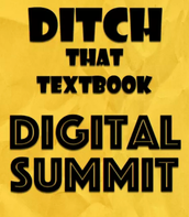 Just a Reminder about the Ditch That Textbook Digital Summit