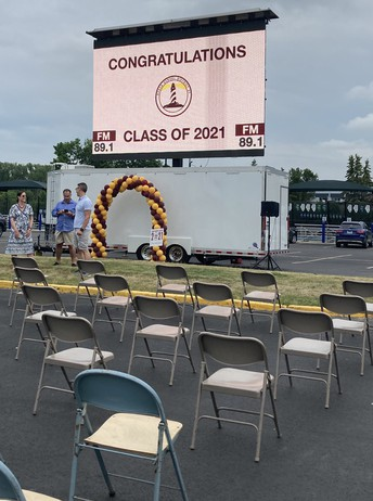 Congrats To The Class of 2021!