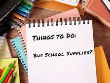 School Supplies Made Easy!