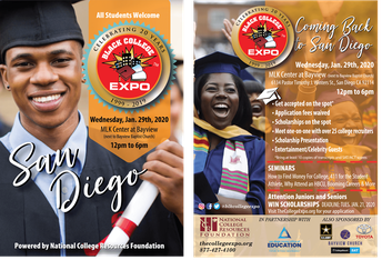 Black Colleges Expo